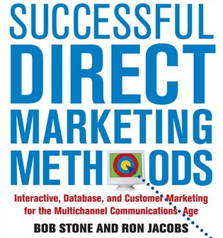 Stone's Direct Marketing books have been standard text with students for years