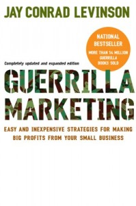 "Content marketing is being sold as ""updated"" Guerrilla Marketing, but hold on a minute..."